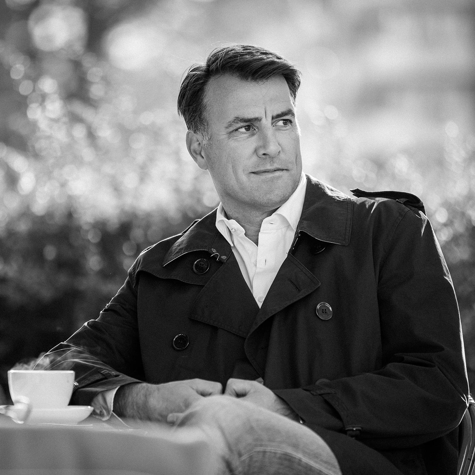 Foredrag med Mikael Kamber